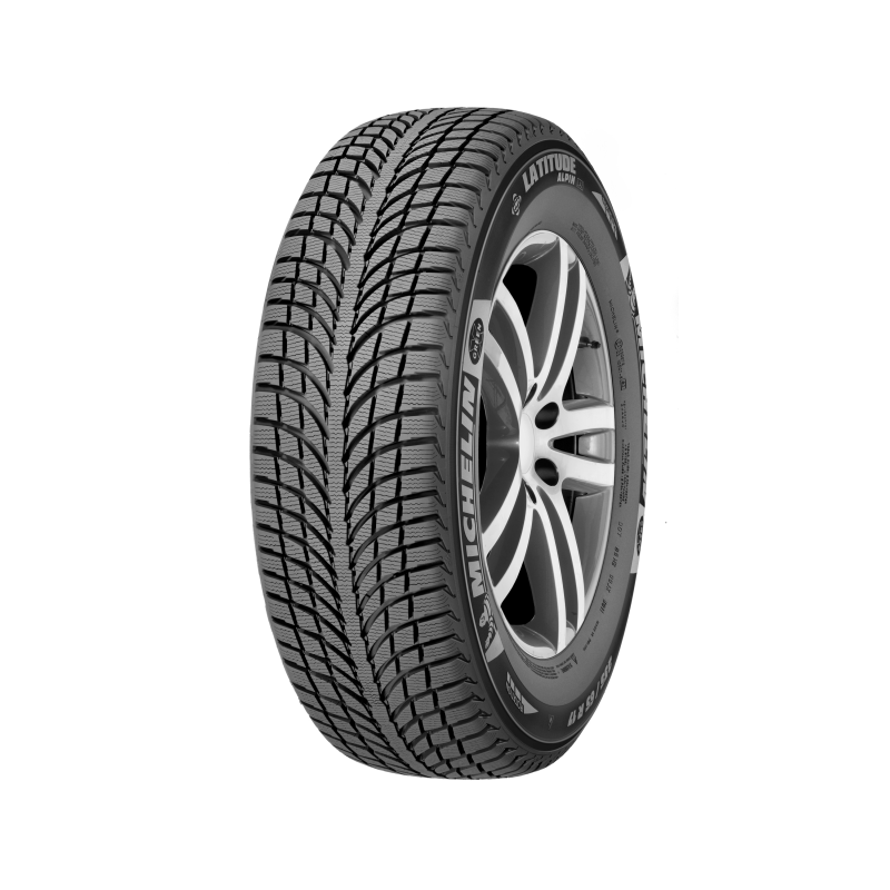 255/65 R17 114H MICHELIN LATITUDE ALPIN LA2 GRNX XL