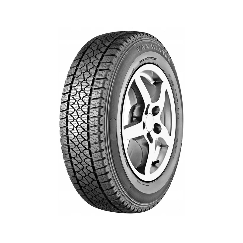 215/70 R15C 109/107R DAYTON VAN WINTER